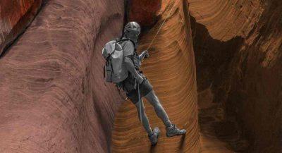 attorney rock climbing