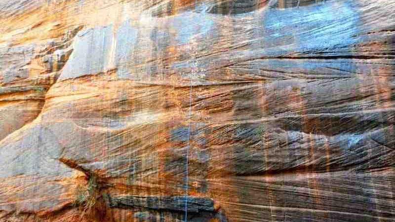 Long Rock Climb