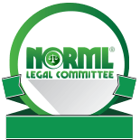 norml legal badge